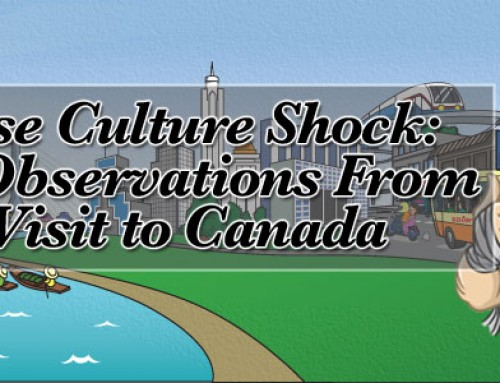 Reverse Culture Shock: A Few Observations from my Visit to Canada