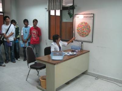 Getting a Thai Driver's License the Hard Way – Taking the