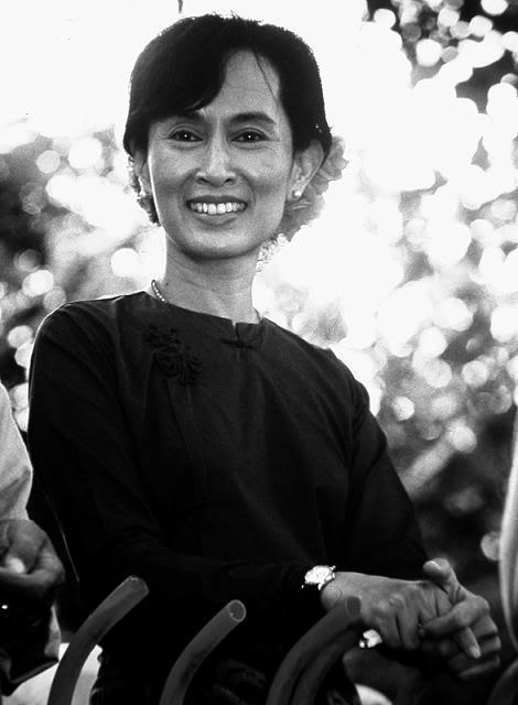 Aung San Suu Kyi Wins – Greg to Differ