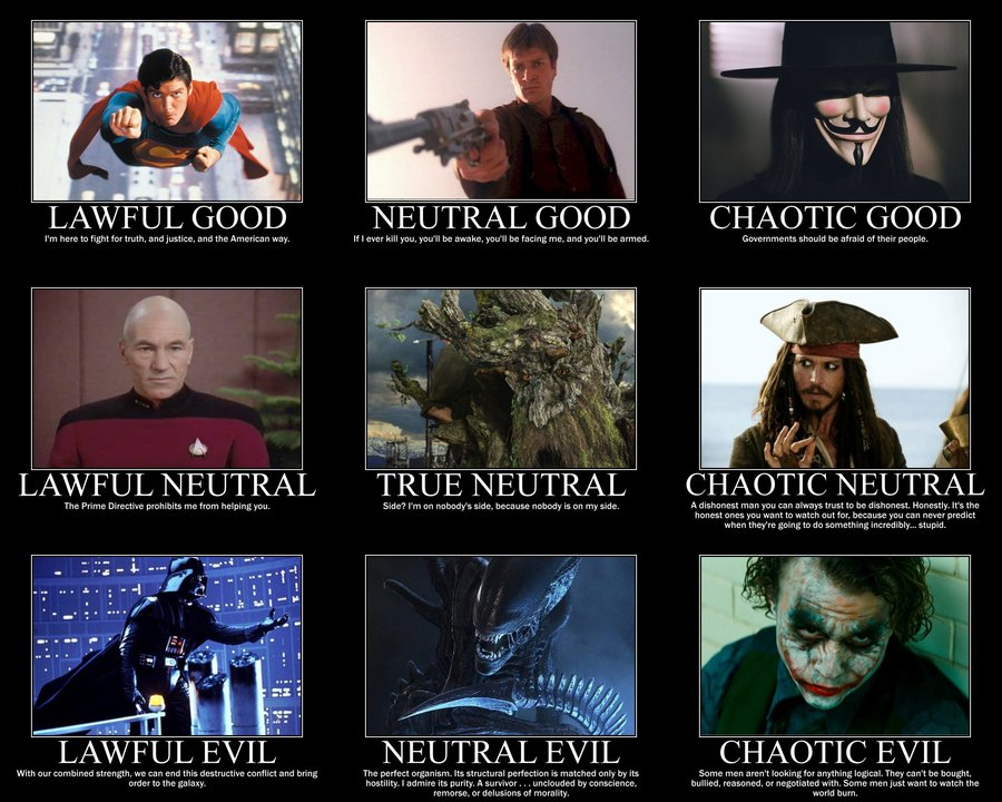 D&D 3.5: How to handle chaotic good/lawful good(paladin infact) conflict if the leader is chaotic?